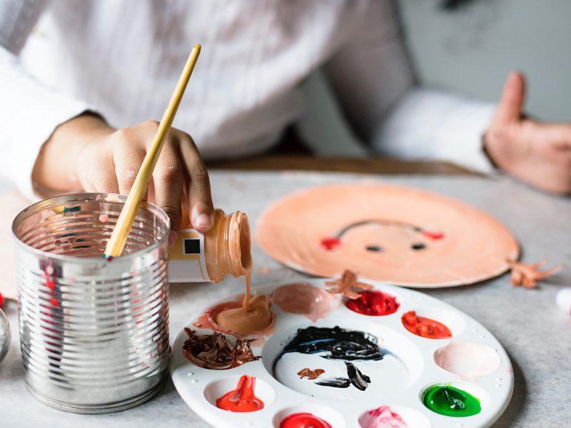 Offene Kreativ-Werkstatt für Kinder
